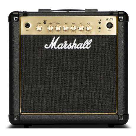 MARSHALL GUITAR AMPLIFIER COMBO 15W GOLD REVERB 1