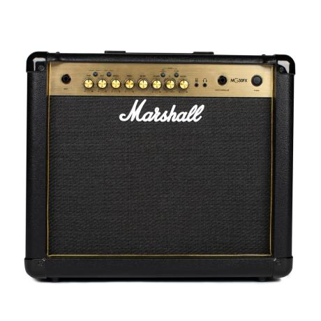 MARSHALL GUITAR AMPLIFIER COMBO 30W GOLD MULTIEFFECT 1