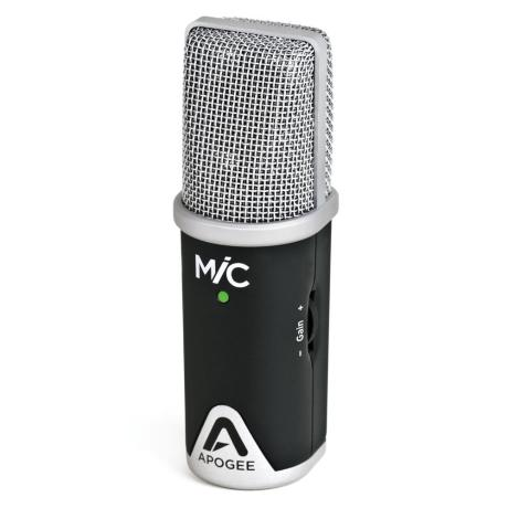 APOGEE USB MICROPHONE FOR Windows & Mac 96K