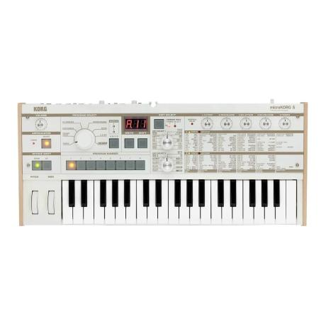 KORG ANALOG MODELING SYNTHESIZER / VOCODER 1
