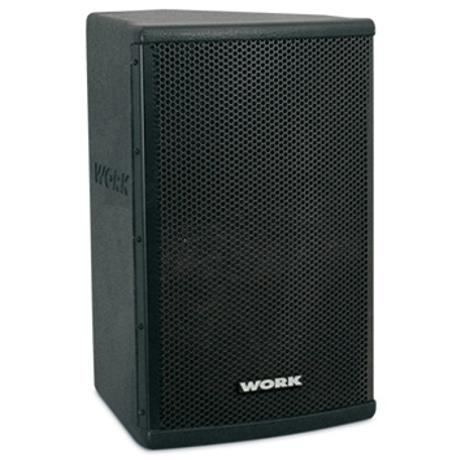 WORK 2-WAYS SPEAKER160W, 6'', 8Ω, 90dB 1