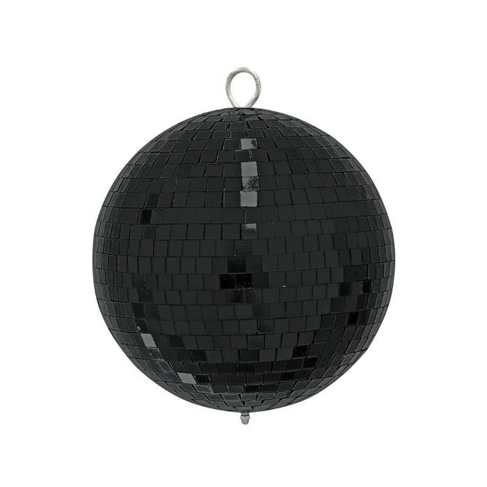 EUROLITE MIRROR BALL 20CM BLACK 1