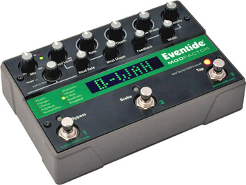 EVENTIDE MODULATION EFFECT/PEDAL
