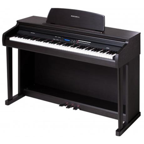 KURZWEIL DIGITAL PIANO WITH  128 PRESETS FROM PC3 DARK ROS.