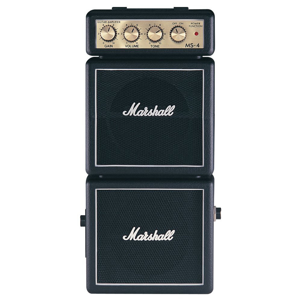 MARSHALL GUITAR AMPLIFIER MINI STACK