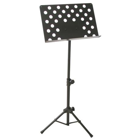BESPECO MUSIC STAND BLACK
