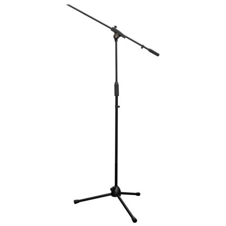 BESPECO MICROPHONE STAND WITH HORIZONTAL BRACKET 1