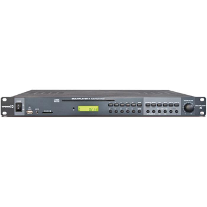 WORK 1U-Tuner AM-FM,CDplayer USB & Flash Memory card pl 1