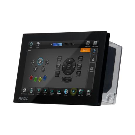 AMX 7'' Modero X Series Widescreen Tabletop TouchPanel 1