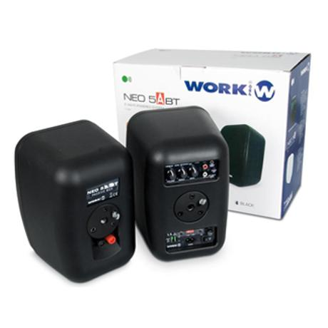 WORK ACTIVE 2-WAYS SPEAKER, 2x25W, 5''+0,5'' TW 1