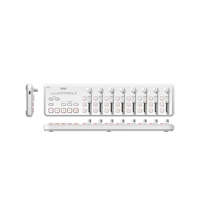 KORG SLIMLINE USB SLIDER CONTROLLER 3