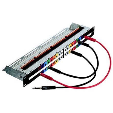 NEUTRIK PATCH PANEL 1/4' 2Χ24 ΘΕΣΕΩΝ 1