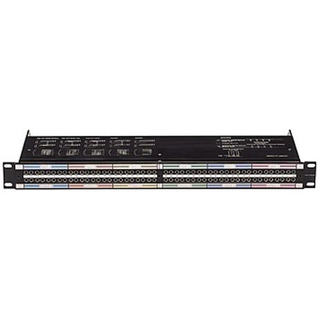 NEUTRIK PATCH PANEL 2X48 6X56 ELCO TERM 1