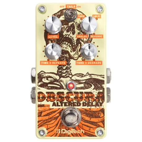 DIGITECH DELAY PEDAL 1