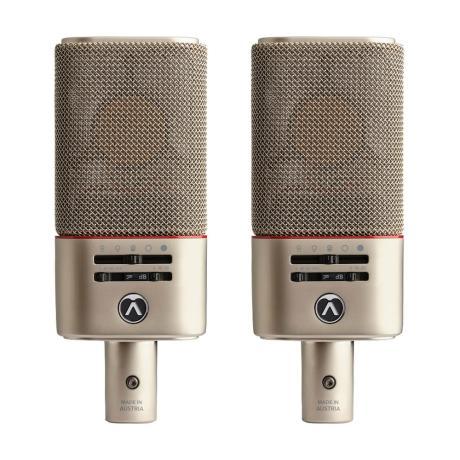 AUSTRIAN AUDIO MICROPHONE 5 POLAR PAT. 13mV/Pa 1