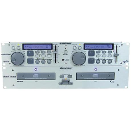 OMNITRONIC DOUBLE CD PLAYER