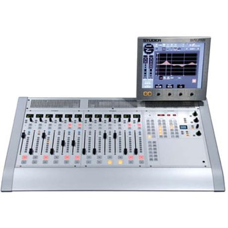 STUDER DIGITAL RADIO CONSOLE 12FADERS 1