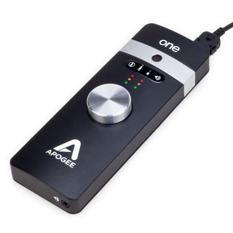 APOGEE USB MICROPHONE & MUSIC INTERFACE FOR MAC* AND iPAD* 1