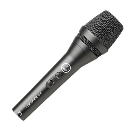 AKG DYNAMIC MICROPHONE WITH ON/OFF SWITCH 1