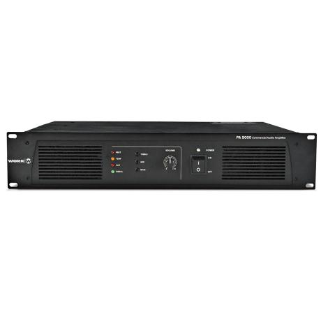 WORK POWER AMPLIFIER 480W 100V 4-8Ω 1