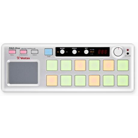 VESTAX MIDI PAD CONTROLLER 1