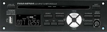INTER-M CD/USB/DRP PLAYER/TUNER