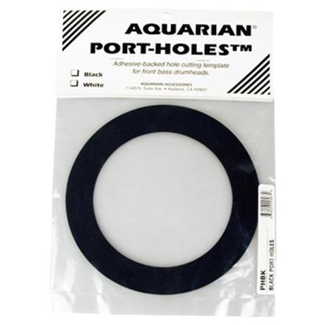 AQUARIAN HOLE CUTTING TEMPLATE BLACK