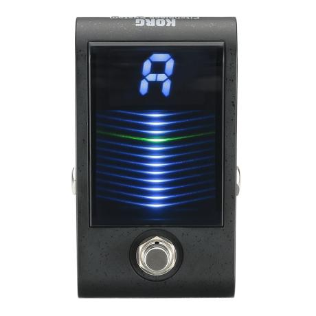 KORG CHROMATIC PEDAL TUNER GUITAR/BASS