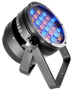 PIXELRANGE PAR LED 10 ,96W F/C RGBW MAYΡΟΣ