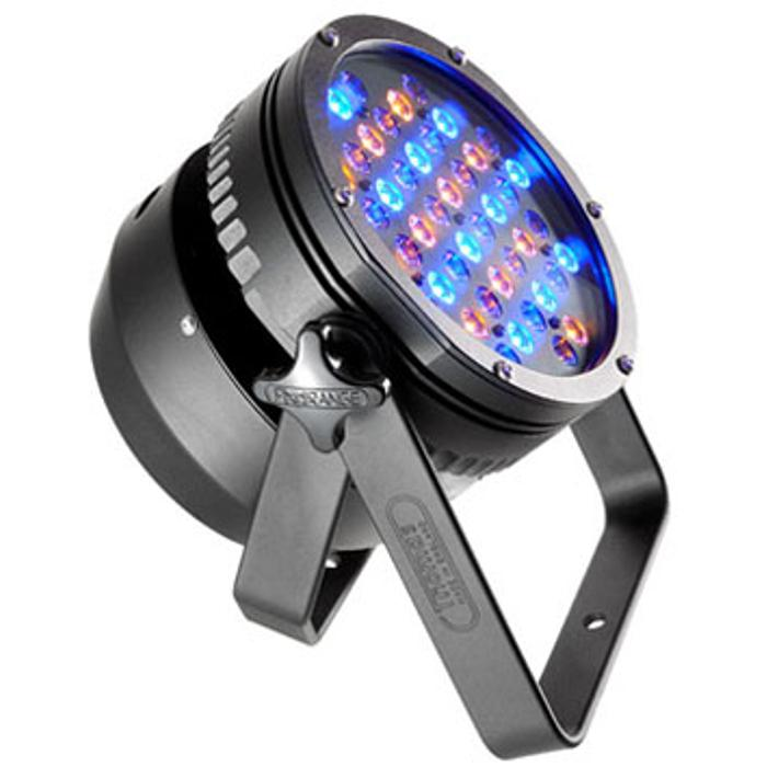PIXELRANGE PAR LED 10 ,96W F/C RGBW MAYΡΟΣ 1