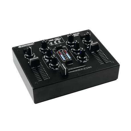 OMNITRONIC DJ MIXER 2 CHANNEL WITH MP3 PLAYER 1