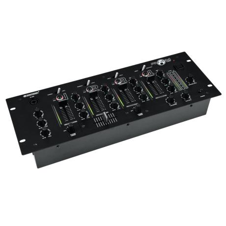 OMNITRONIC USB 4-CHANNEL MIXER 1