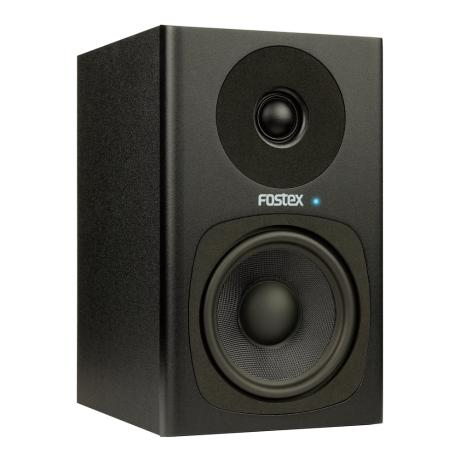 FOSTEX 2-WAYS ACTIVE SPEAKER 2x30W 4'' BLACK 1