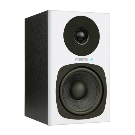 FOSTEX 2-WAYS ACTIVE SPEAKER 2x30W 4'' WHITE