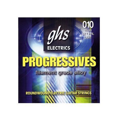 GHS ELECTRIC GUITAR STRINGS PROGRESSIVES L 010-046 1