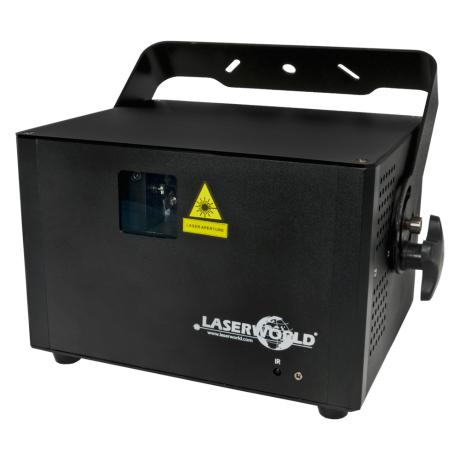 LASERWORLD LASER 1600mW ANALOG MOD.RGB + ΛΕΥΚΟ