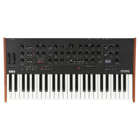 KORG 8 VOICE  ANALOG SYNTHESIZER 49 KEYS 1