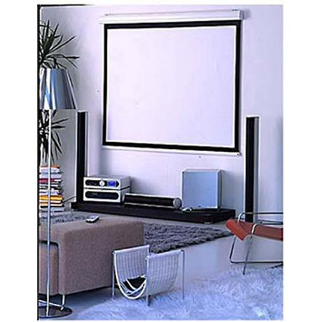 ADEO MOTORIZED PROJECTION SCREEN 4:3 350x273