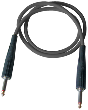 BESPECO PYTHON GUITAR CABLE 6m BLACK