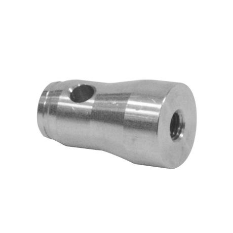 ALUTRUSS QUADLOCK HALF CONICAL COUPLER 1