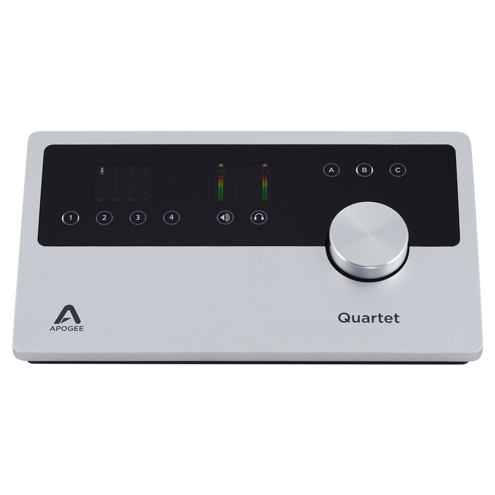 APOGEE 4 IN X 8 OUT USB AUDIO INTERFACE FOR MAC* & iOS
