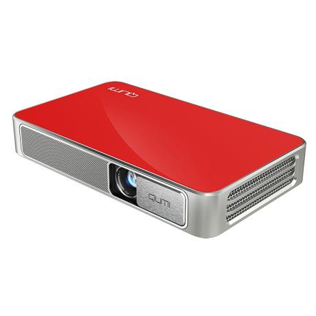 VIVITEK DLP LED PROJECTOR 600ANSI RED 1