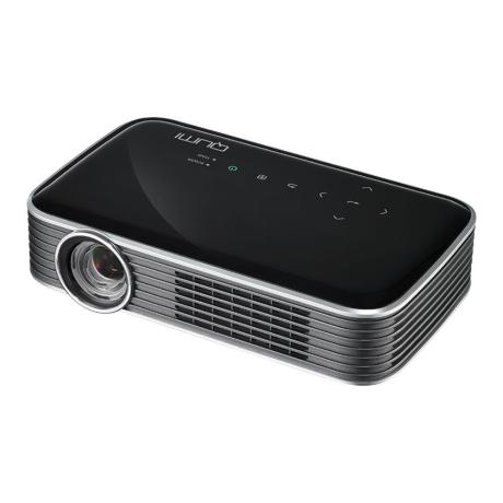 VIVITEK DLP LED PROJECTOR 1000ANSI BLACK 1