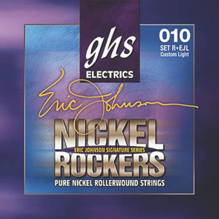 GHS ELECTRIC GUITAR STRINGS ERIC JOHNSON 1