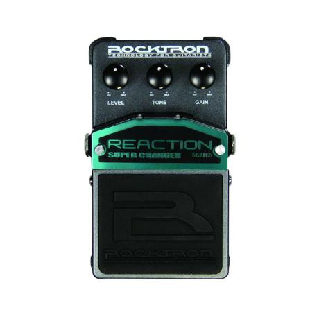 ROCKTRON CHARGER/SCREAMER GUITAR PEDAL