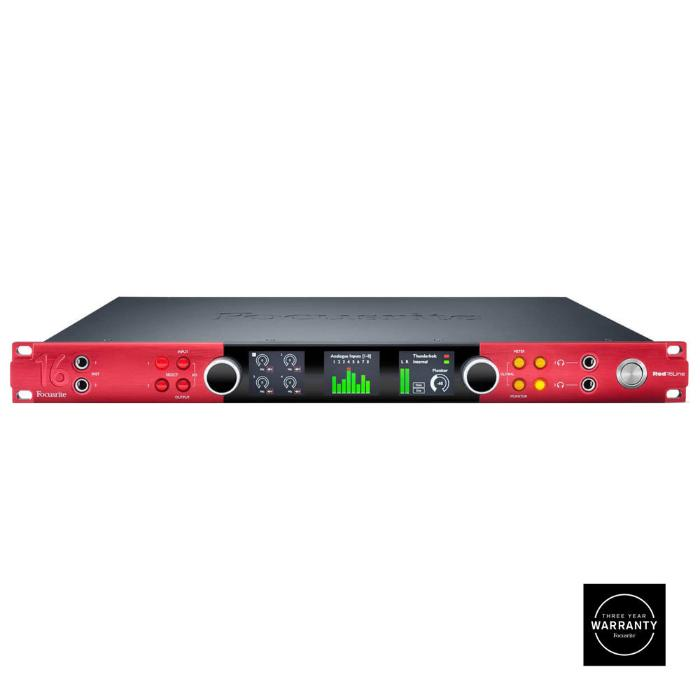 FOCUSRITE DANTE INTERFACE  64Χ64 HD PRO TOOLS-0