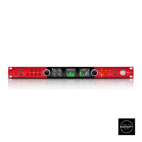 FOCUSRITE 64-CHANNEL THUNDERBOLT 2 I/O INTERFACE