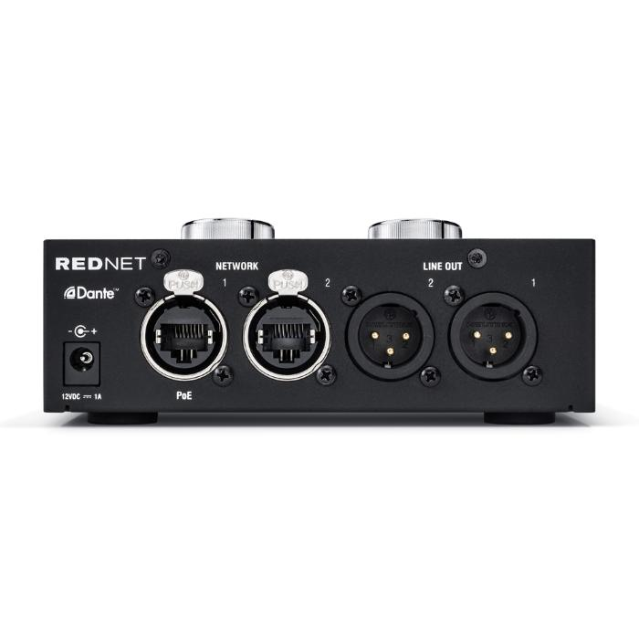 FOCUSRITE DANTE HEADPHONE AMPLIFIER-2