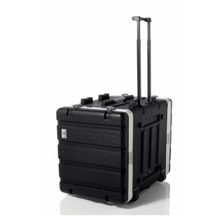 BESPECO PROFESSIONAL HARD SIDED FLIGHT CASE10U 1