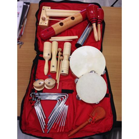 SUZUKI RHYTHM SET 17PCS W/BAG 1